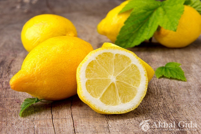 Toptan Limon Satışı